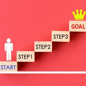 現実的に達成できる「目標」を立てる