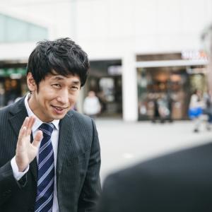笑顔が素敵な営業さん②-ちゃぶ台返し-