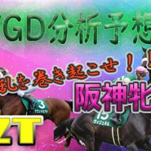 NZT 阪神牝馬S 分析予想