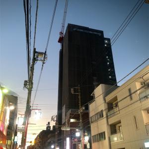 【夜景】鹿島田のブラックサバンナ