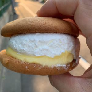 【おうちでスイーツ】Yamazaki たっぷりクリームサンド まいばすけっと