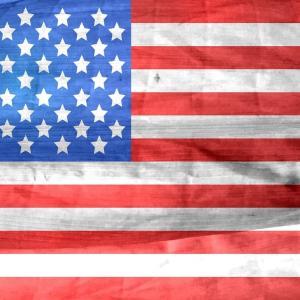 【都市伝説】アメリカ国旗は1種類じゃない!! ゴールドフリンジフラッグとその意味とは、、、