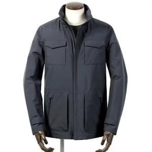 軽い高機能素材、ヘルノ HERNO GORE-TEX PACLITE M-65ジャケット Laminar ラミナー