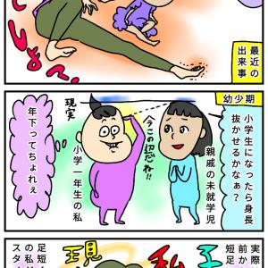 足が長い長身女性の設定