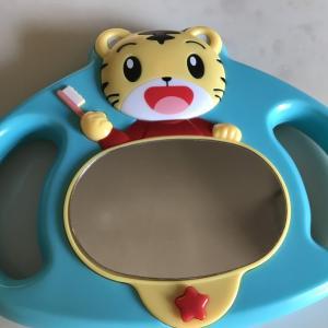 しまじろうは歯磨き 救世主!