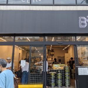 ベーカリー&カフェで大満足