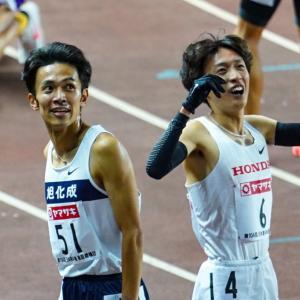 陸上日本選手権2020(長距離)
