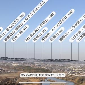 山を読む〜地図ソフト