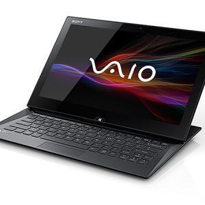 中古パソコン買いました。VAIO DIO13