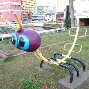 中津口公園(北九州市小倉北区)