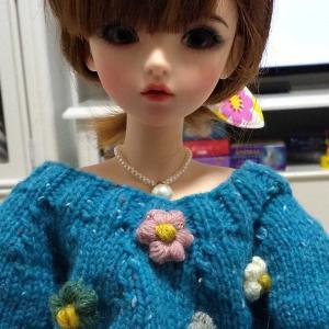 エリーのセーター!