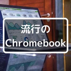 【PC/タブレット購入検討者向け】今流行りのChromebookって何?お気に入り Lenovo IdeaPad Duet が使いやすい!