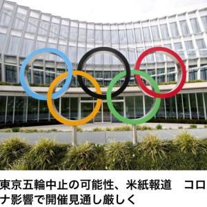 日本だけでオリンピックやるつもりなのか?????
