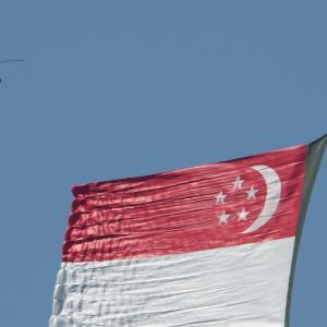 シンガポール56歳おめでとう!
