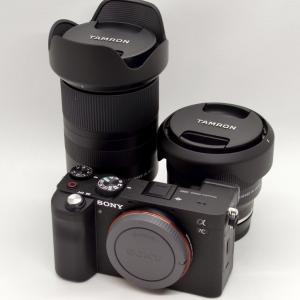 【カメラ】α7Cと一緒に買ってよかったおすすめレンズ紹介。もしたった2本に絞るなら絶対これ!【レビュー】