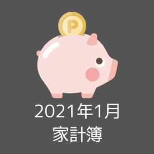 【家計簿公開】20代夫婦の2021年1月の収入と支出を公開