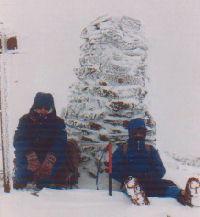 八ヶ岳、ホンダN360、アフガンハウンド