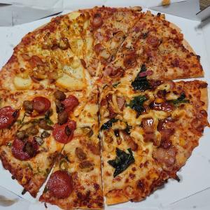ピザ ドミノ・ピザ 家呑み