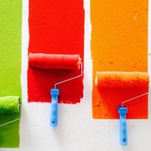 065:  妊婦家を買う-その9-ペンキ塗り終了 UK妊婦生活 予定日まであと37日