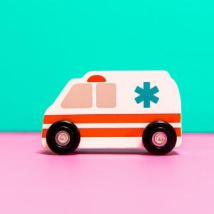 114: 出産レポ⑤ 深夜に英国救急車で大学病院へ UK入院6日目