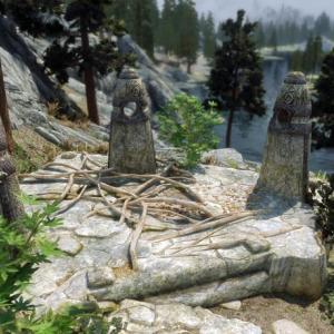 大立石【Standing Stone】の場所と効果の一覧