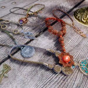 九大神のアミュレット【Amulets of the Divines】