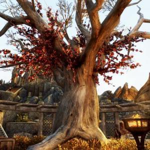 ギルダーグリーンの枯れ木が消えないバグの対処方法