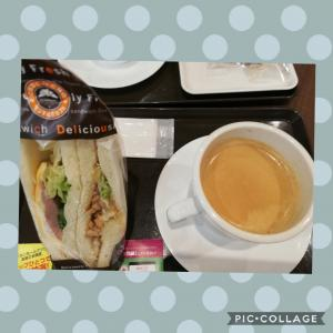 お食事サポート35日目! カフェに行ったとき罪悪感なく食べる物