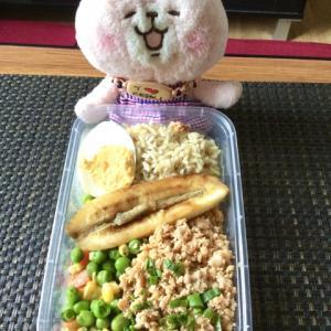 今週火曜日のDIET IN A BOXは日本人の口にも合う味のメニューが揃っていました