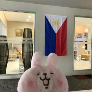 独立記念日のフィリピンの様子を見に外に出てみたら・・・(*^-^*)