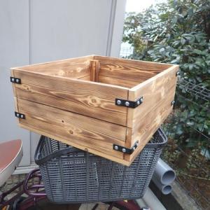 木箱ハンターに取り付け