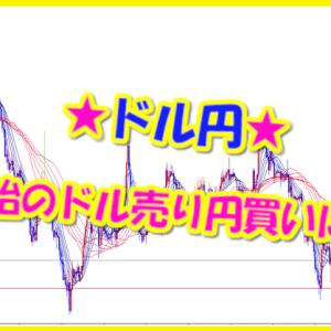 ドル円★年末年始のドル売り円買いに期待!
