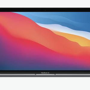【MacBook Air Apple M1 Chip】軽い・安い・高性能を兼ね揃えた完璧ノートパソコン