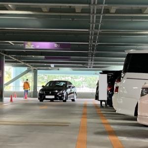 コロナ禍の東京ディズニーリゾート シーの現状 駐車場