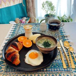ウェスティン東京のクロワッサンで朝ごはん
