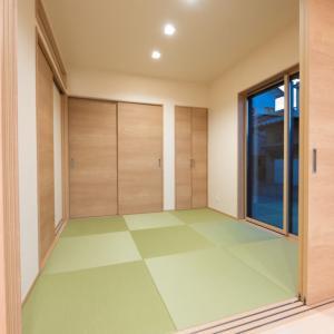 和室をおしゃれに!琉球畳でスタイリッシュな和室