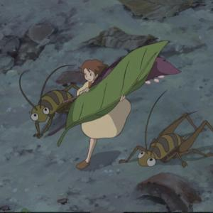 借りぐらしのアリエッティ|衝撃!小人のモデルはゴキブリなのか!?