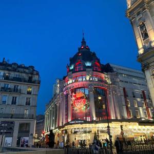 パリの日常 ユダヤ教、ゲイエリア 探検