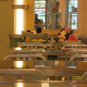 アンバサダーホテル「チックタック・ダイナー」でテイクアウト