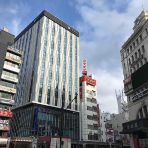 浅草東武ホテル 宿泊
