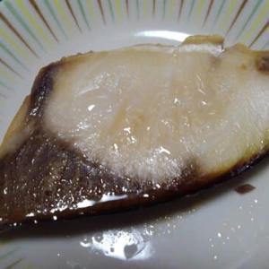 レクチンフリー天然ぶりのみりん醤油焼き