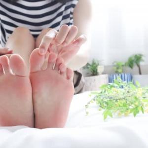 足指の歪みは病気の表れ