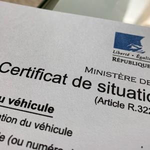 フランスでバイクを売却 (個人売買)