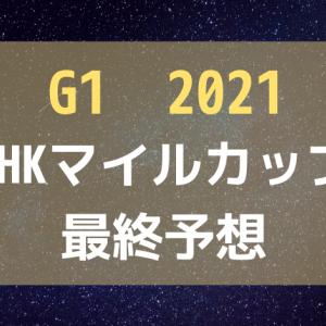 2021年、NHKマイルカップの予想