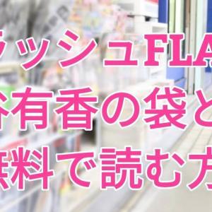 FLASH(フラッシュ)染谷有香の袋とじを無料で読む方法!電子書籍でも読める?
