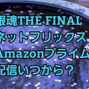 【銀魂THE・FINAL】ネットフリックス/Amazonプライムは配信いつから?見れるサイトを紹介