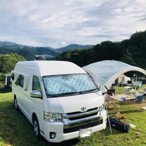 【キャンプ】上毛高原キャンプグランド