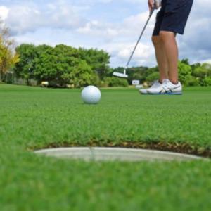 ゴルフのうまい人