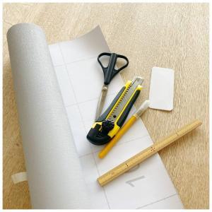 経年劣化した壁紙、自分で何とかしてみよう!