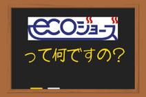 エコジョーズって何ですの?エコキュートとの違いは?